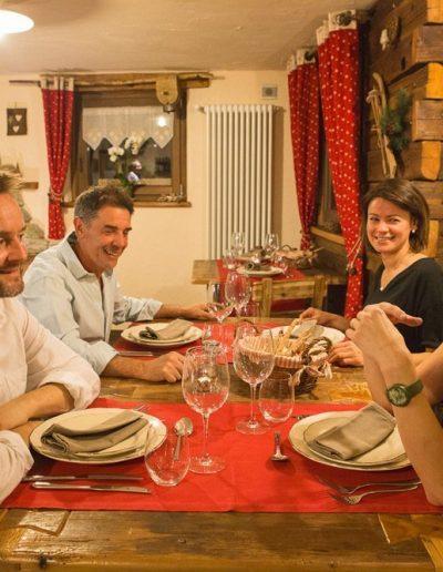 Maison d'Antan - Cucina tipica valdostana