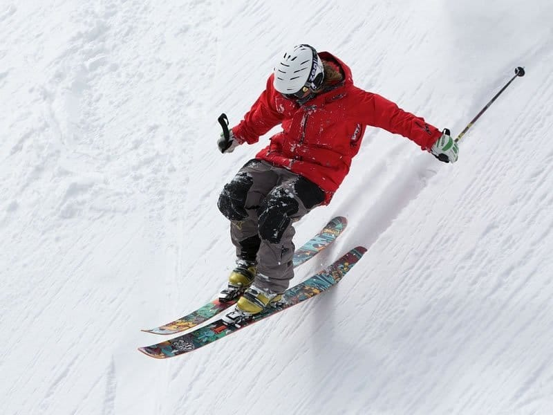 Downhill skiing - Valle d'Aosta, Bionaz
