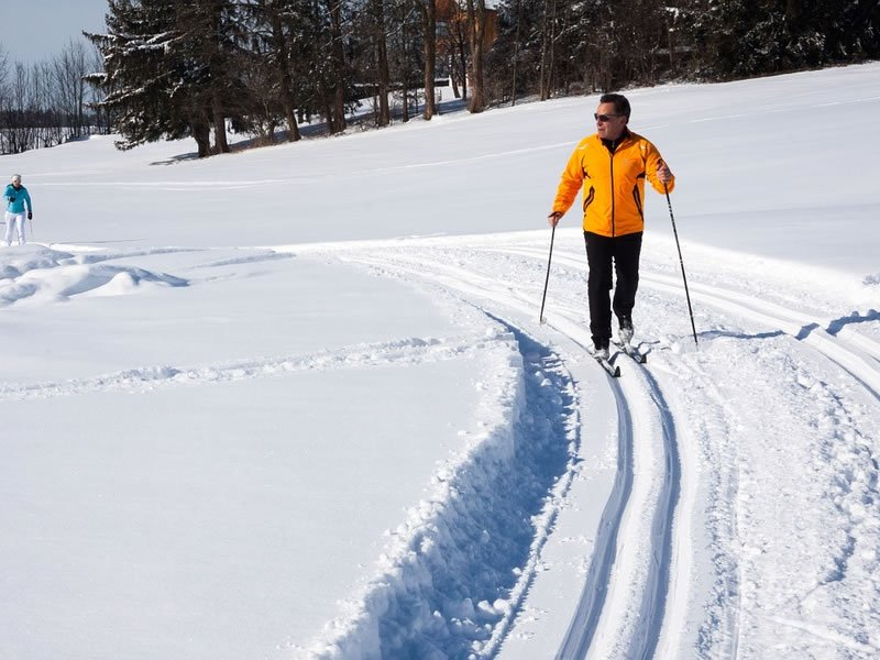 Cross country skiing - Valle d'Aosta, Bionaz